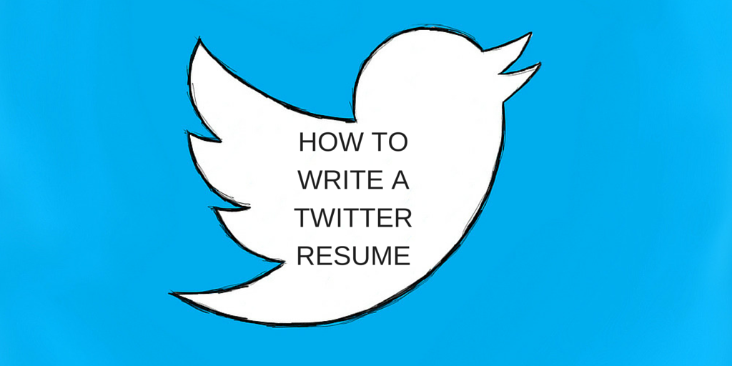 The Easy Way to Decode a Twitter Resume | Ladders