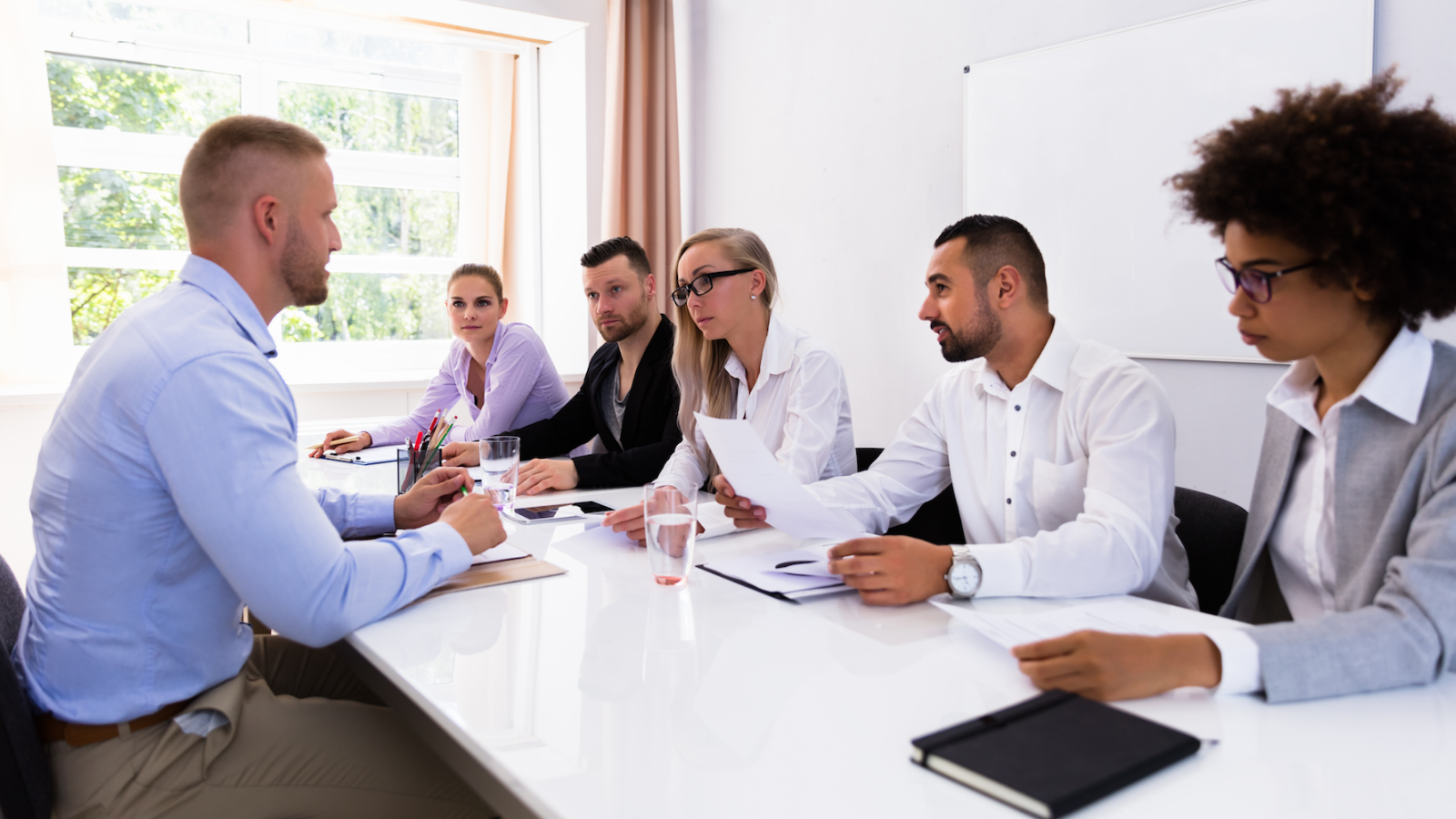 11 things you should never do in a panel interview