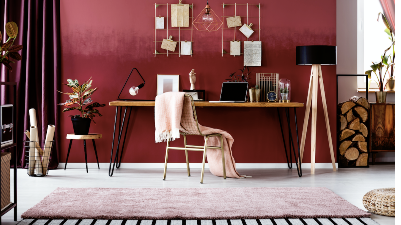 This is what women and men need the most in their home office
