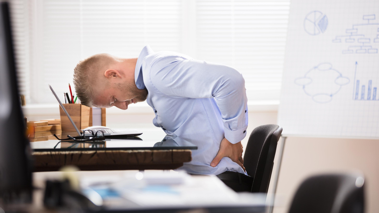 Here is how working from home is destroying your body