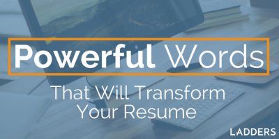 Powerful Resume Words That will Transform Your Resume
