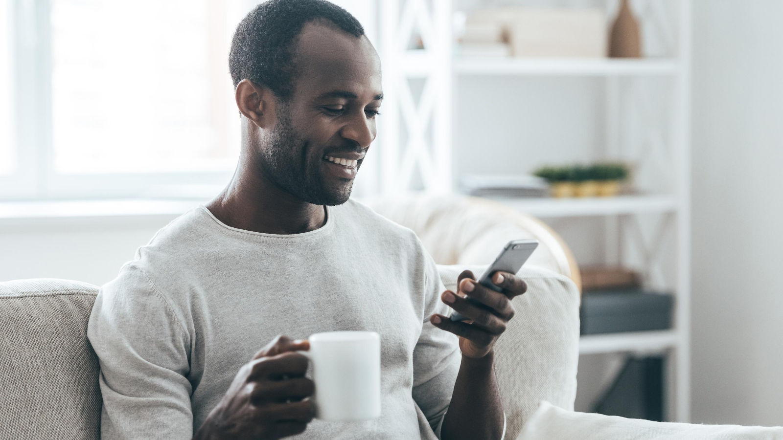 The science-backed reason men should start drinking more coffee