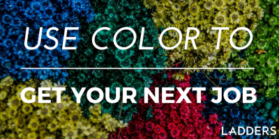 Use Color to Get Your Next Job