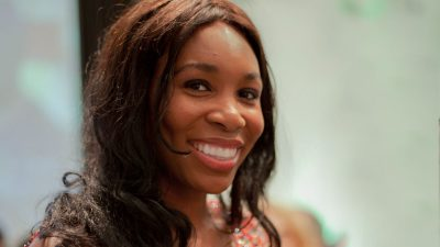 Venus Williams will fund women entrepreneurs in a new TV series