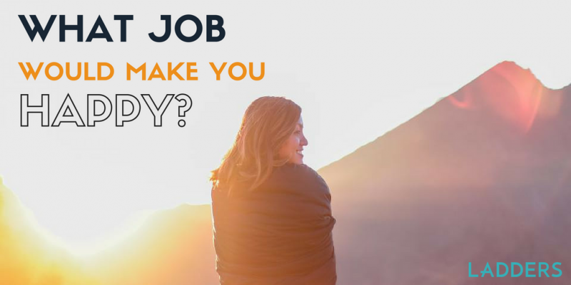 what job would make you happy