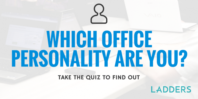 Which office personality are you?