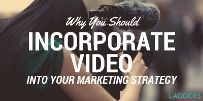 Why you should incorporate video into your marketing strategy