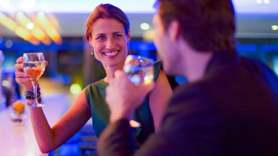 Young women are wary of going out to drinks with male colleagues, study finds
