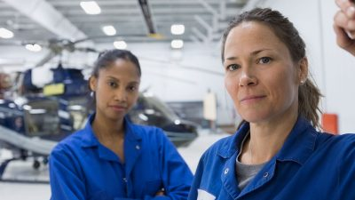 Women keep women in engineering, study shows
