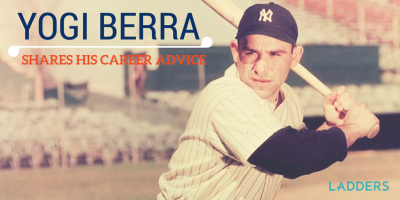 Yogi Berra Shares His Career Advice