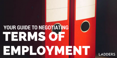 Your Guide to Negotiating Terms of Employment