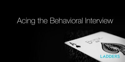 Acing the Behavioral Interview