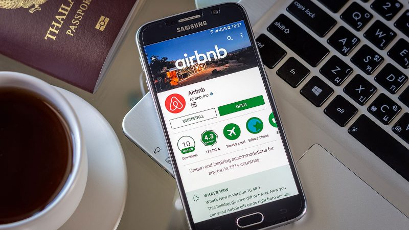 As Airbnb grows, this is exactly how much it's bringing down