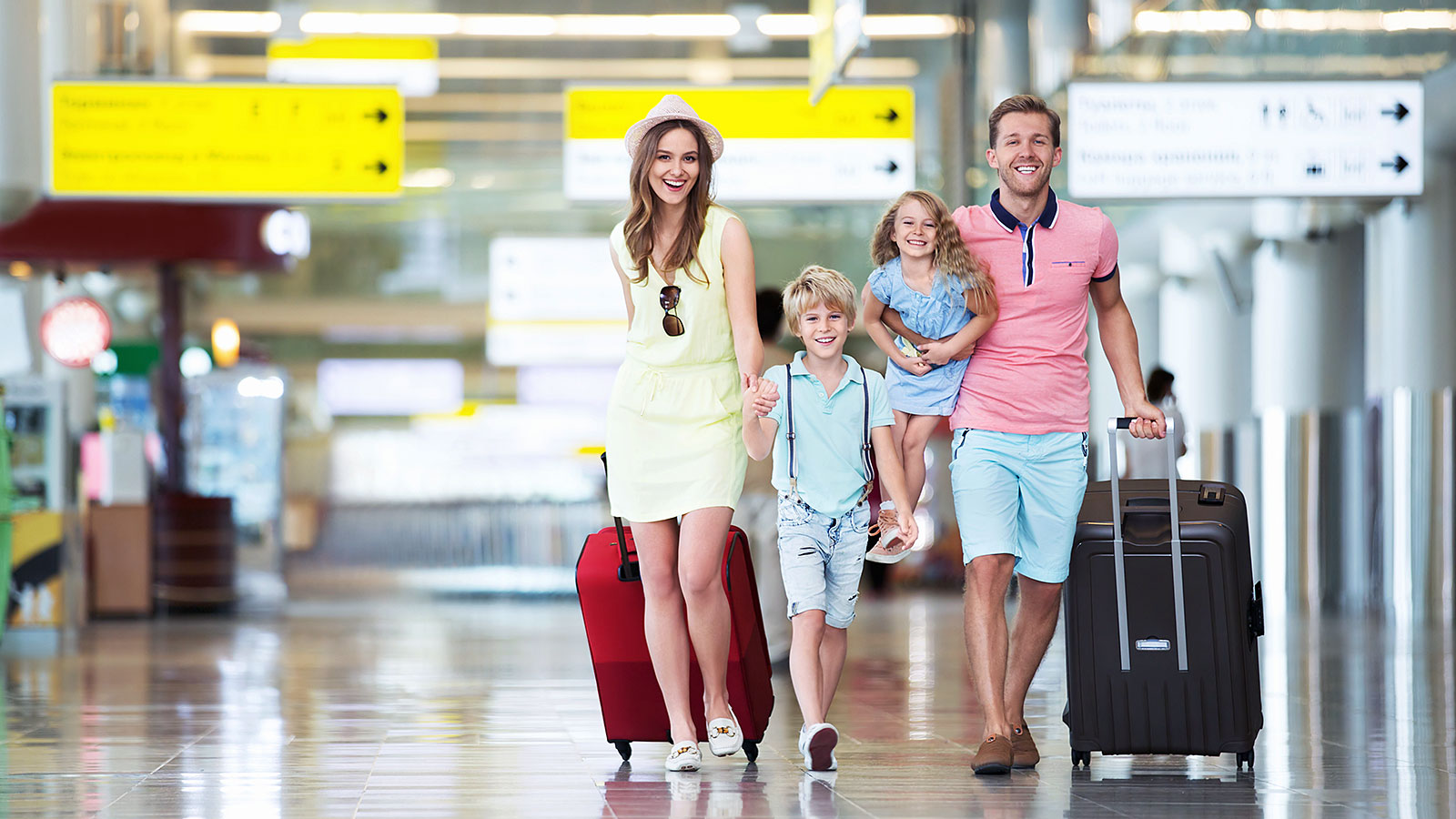 7 essential tips for traveling with kids