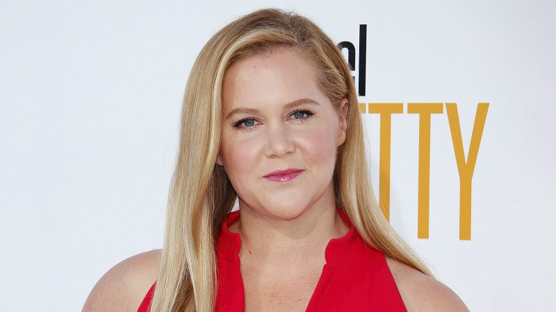 Amy Schumer was mom shamed for going back to work after 2 weeks and she had the perfect response