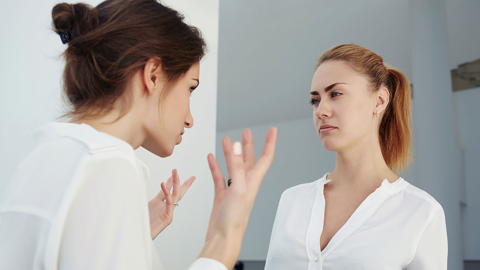 The most dangerous conversations to have in the office