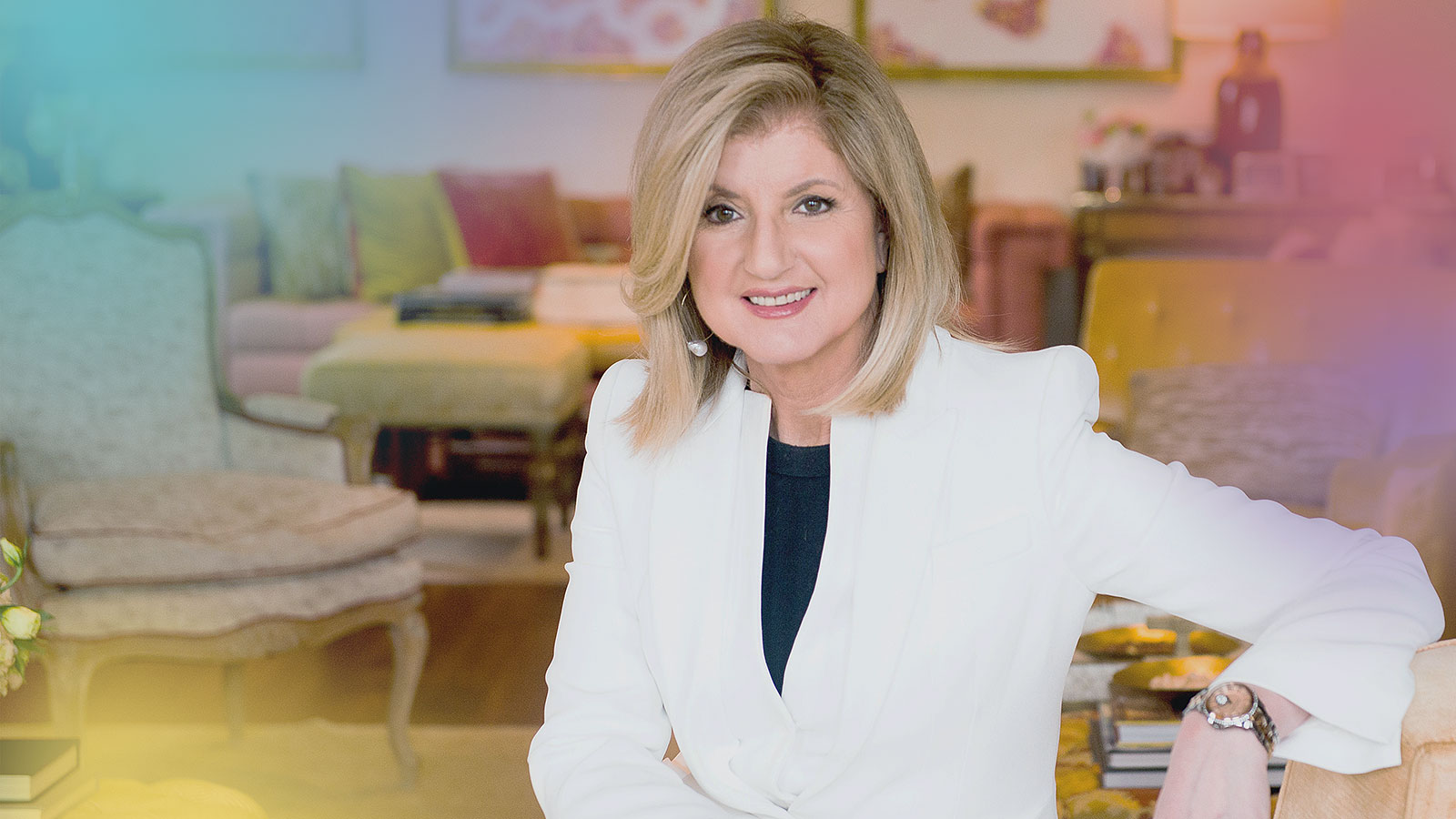 Arianna Huffington says the end of the 'hustle culture' is near – this is it's replacement