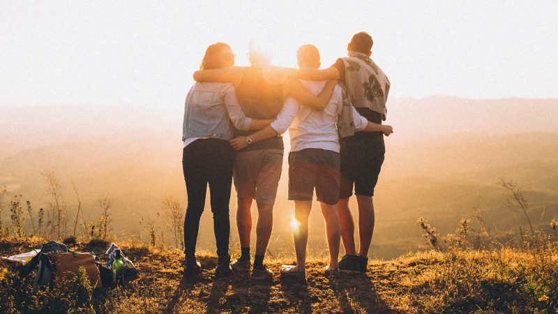 5 ways to make new friends as an adult