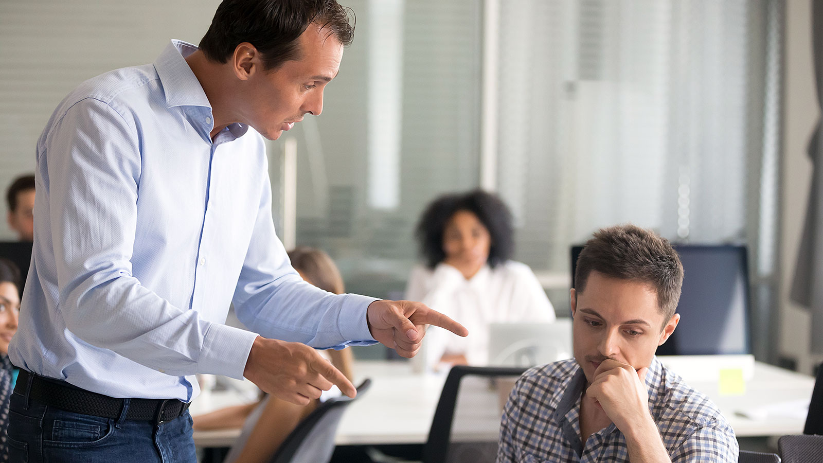 The 4 types of employees that managers should fire immediately