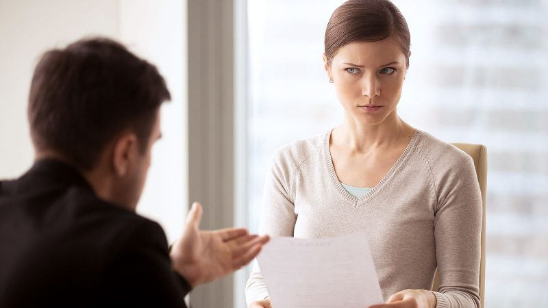 5 signs your interview went badly (and what to do next)