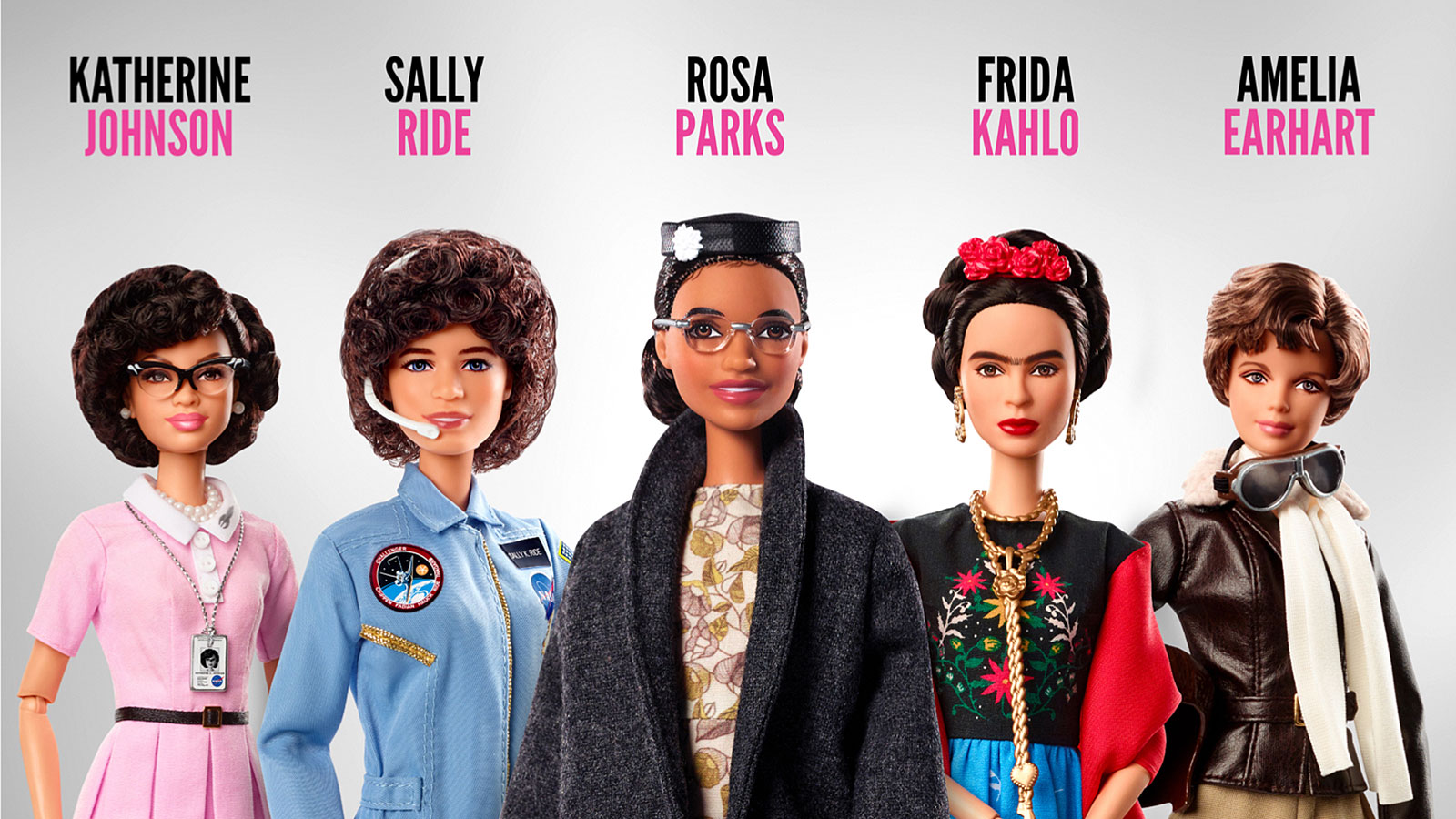 This new Barbie doll wants girls to explore STEM career paths