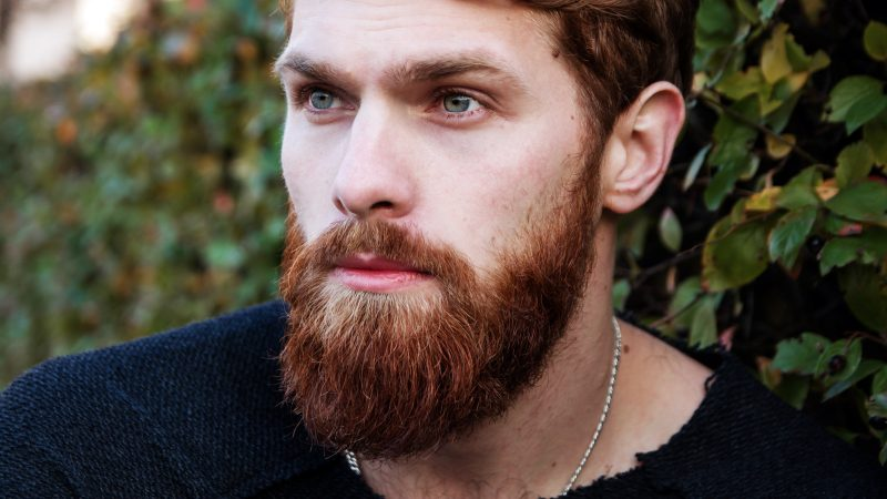 Men's grooming for beginners: Why you should pay more attention to your sideburns and stubble