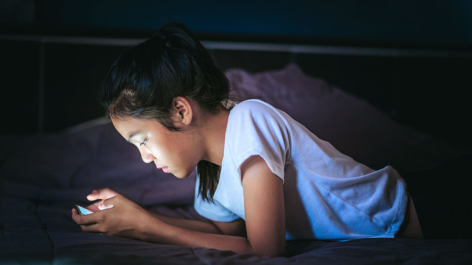 Does blue light actually affect how we sleep?