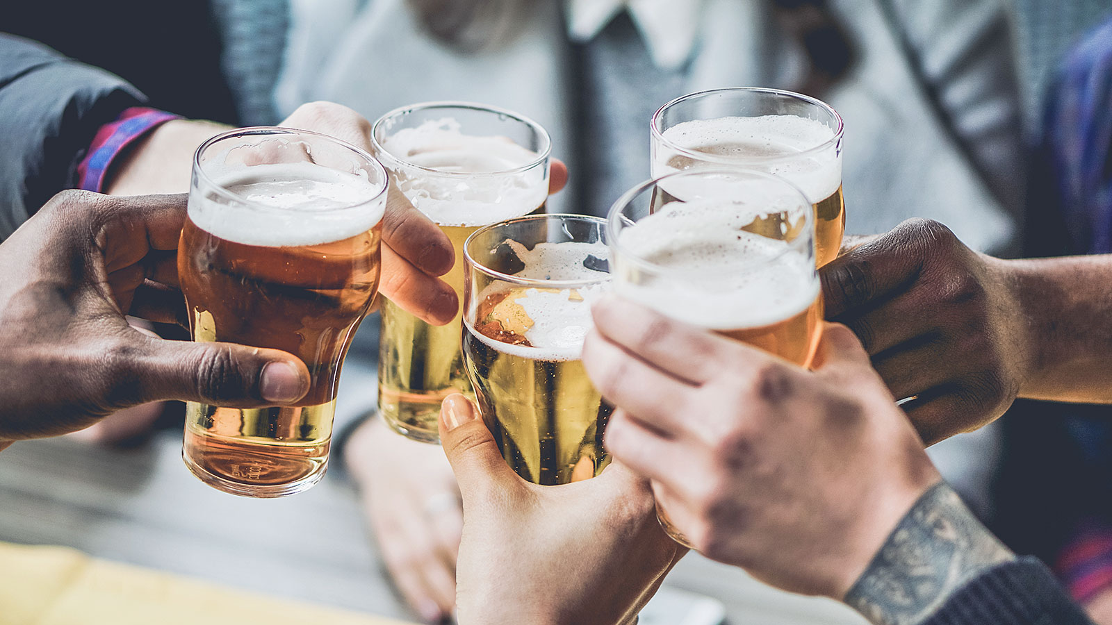 Drinking regularly can lead to major heart problems says new study