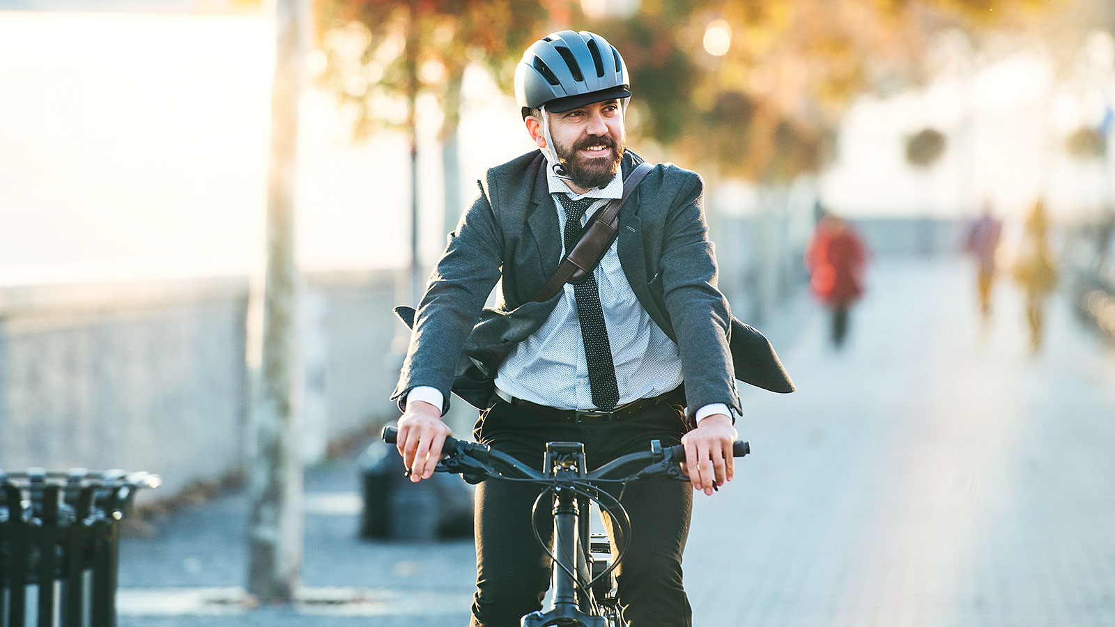 Why it seriously pays to walk or bike to your job