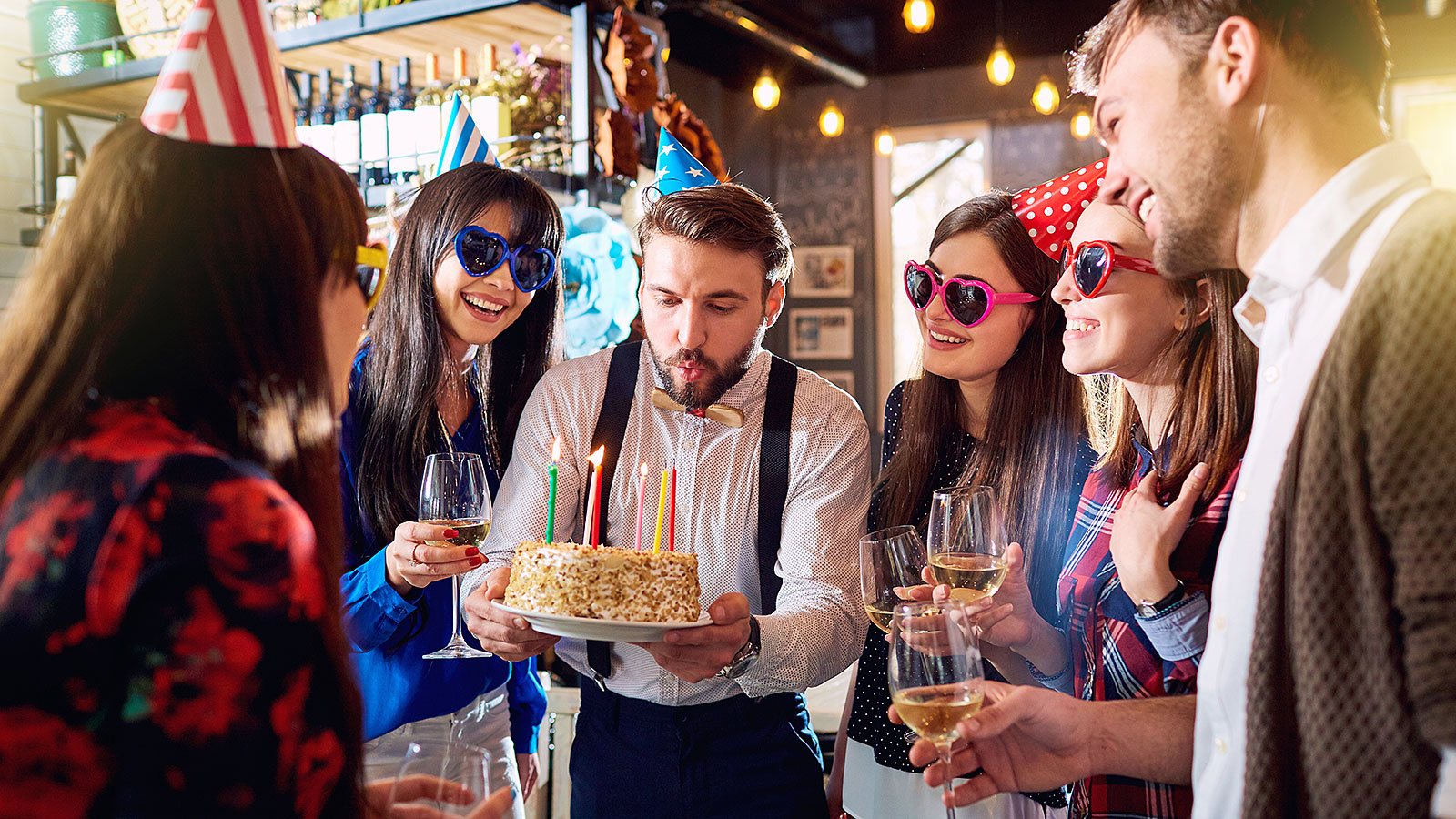 Study: People really don't want to go to your birthday party or wedding