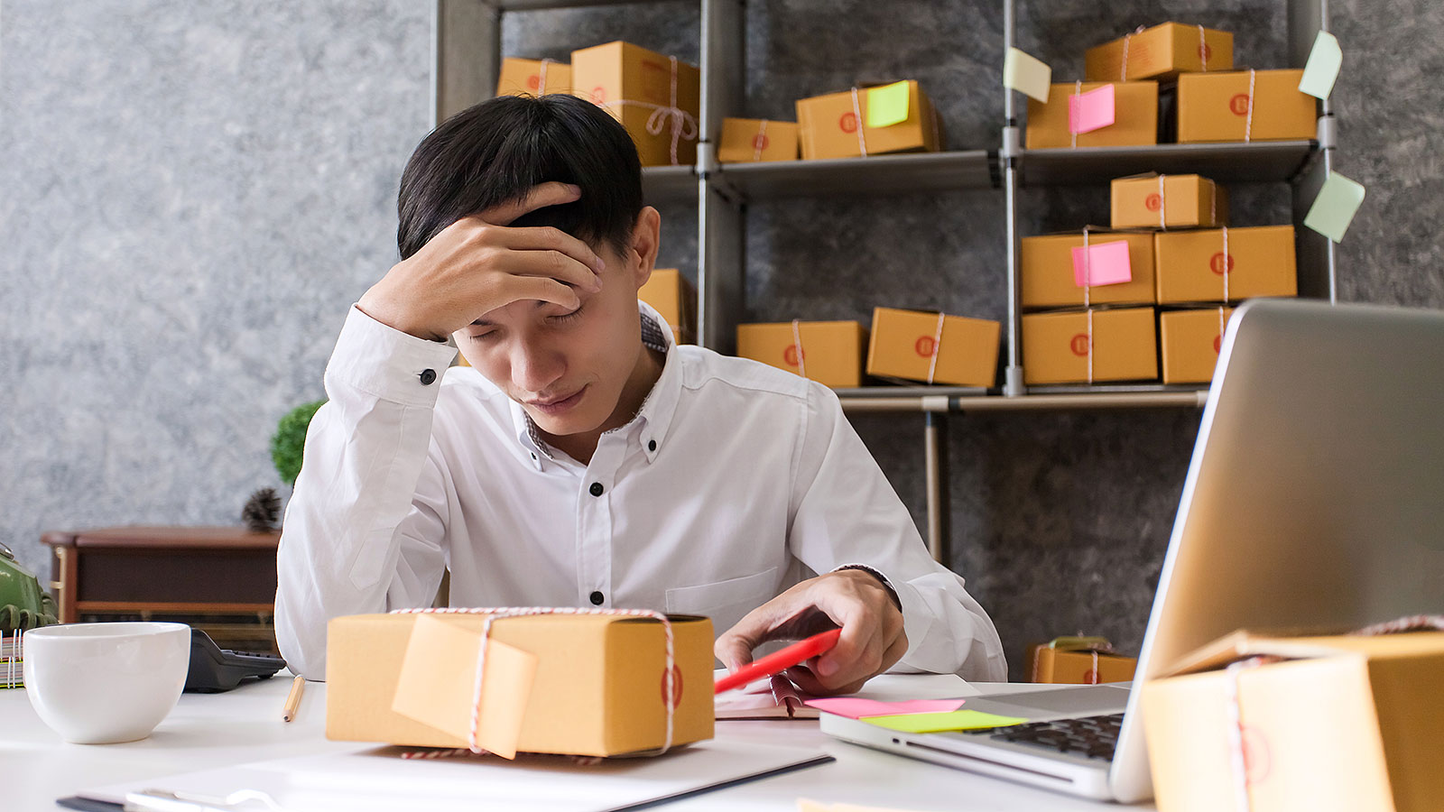 Two-thirds of business owners experience this mental health condition