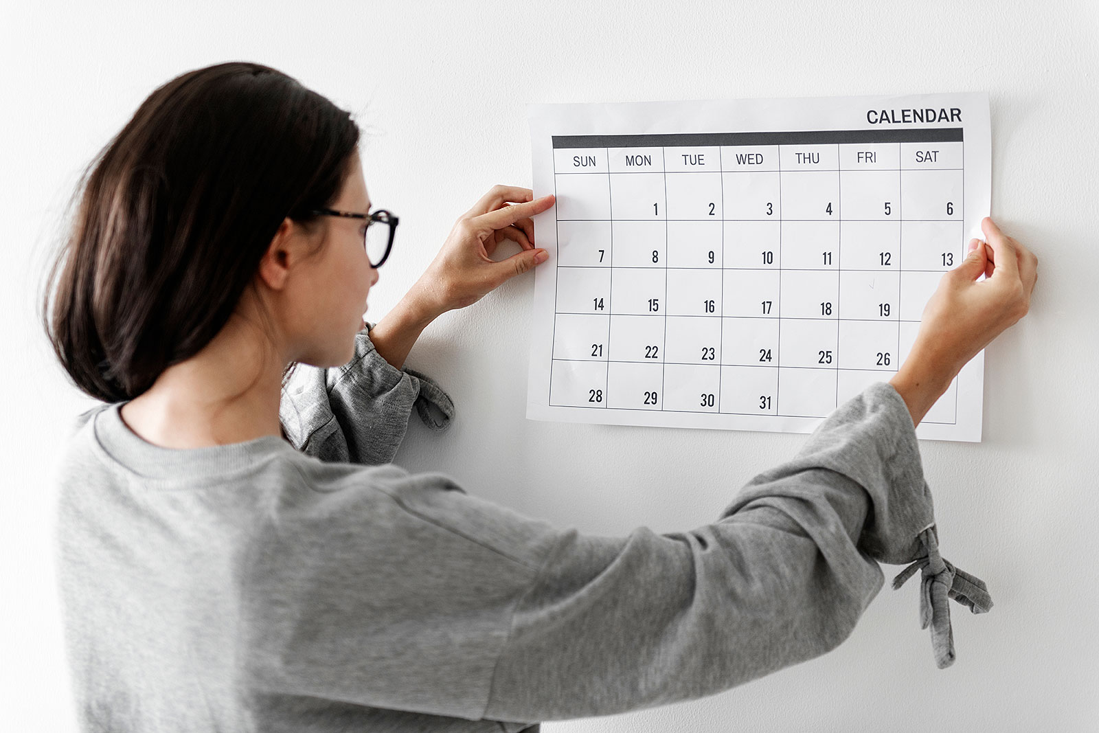How to create time on your calendar for what you really want