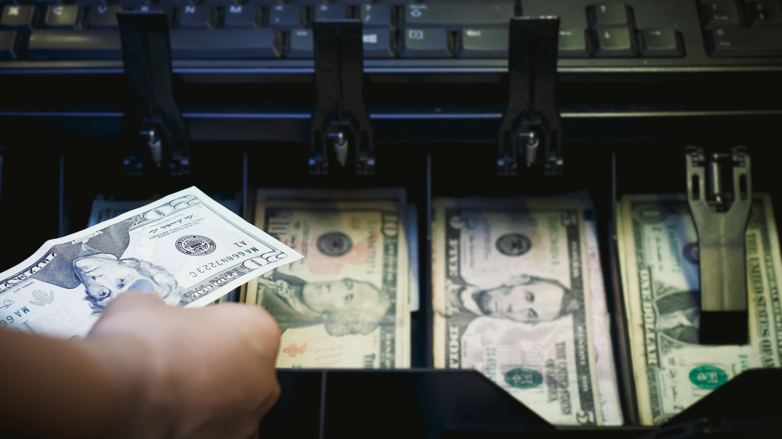 The most common ways employees get away with stealing money