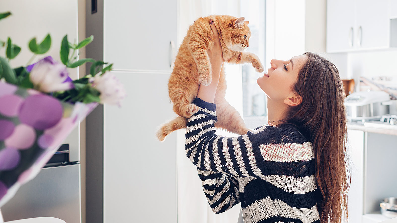 Study confirms suspicions: Cat people are more enthusiastic than dog people