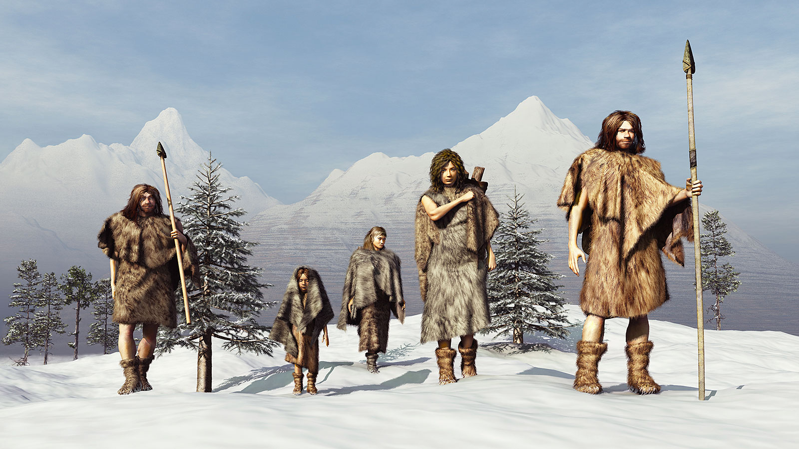 Were our ancestors happier than we are today?