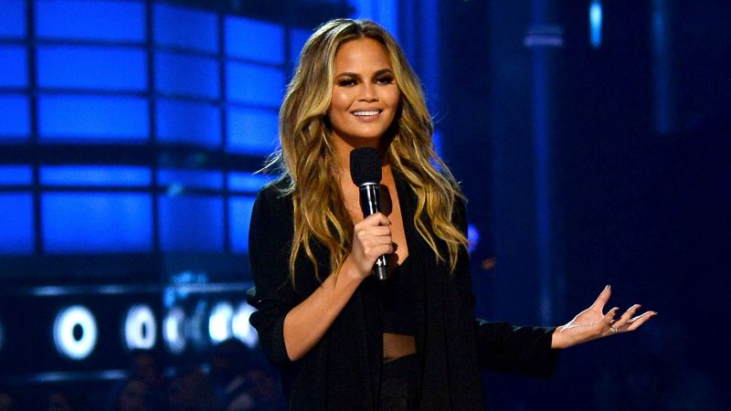 America's sweetheart Chrissy Teigen makes tearful confession