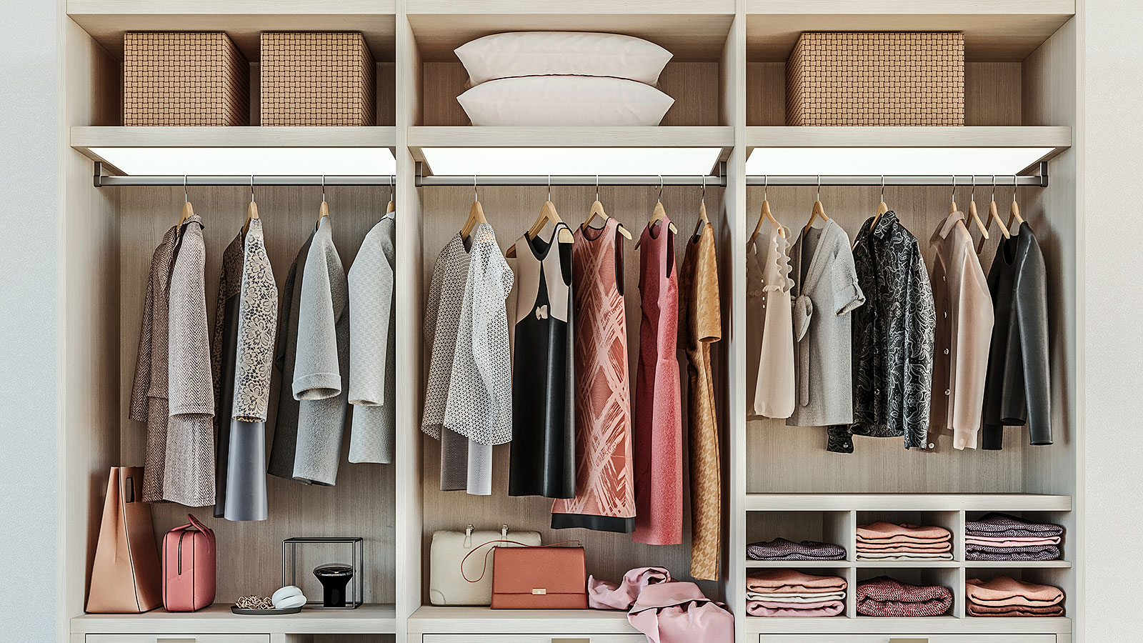 The items you need to build the perfect business professional attire wardrobe
