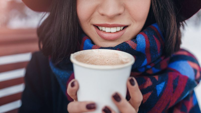 Turns out your coffee addiction may all be in your head