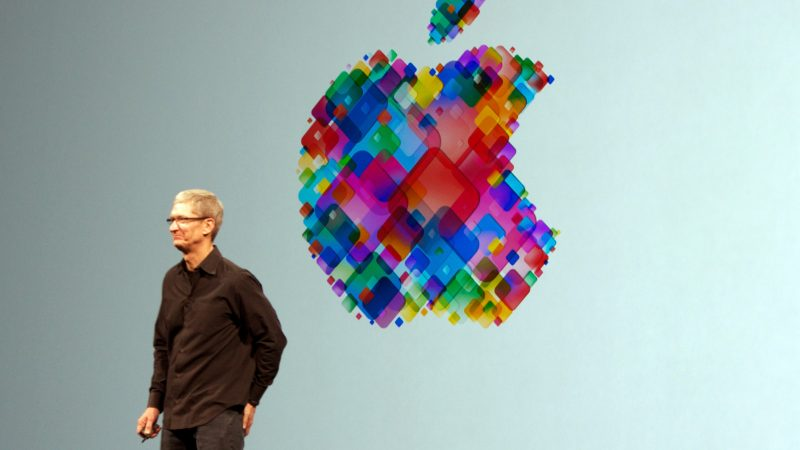 Apple CEO Tim Cook on why he's limiting his screen use