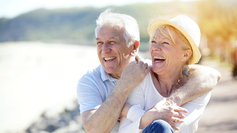 Study: This happens to couples after being married for 35 years