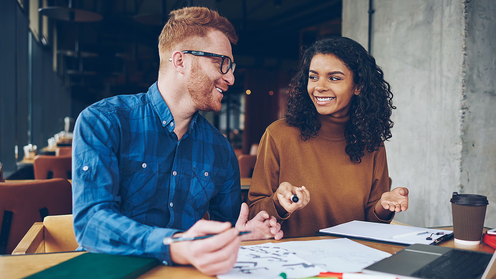 This 1 unconventional relationship is the key to creating lasting connections