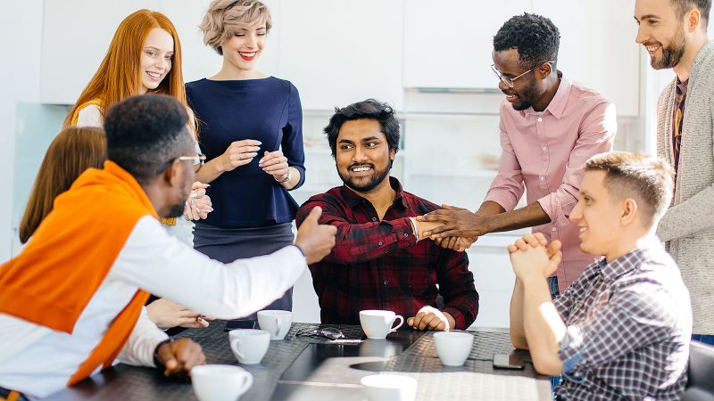 The science of happiness and effective teams
