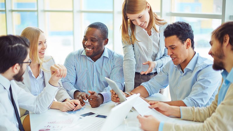 The benefits of a vibrant workplace: Creating harmony and a positive work environment