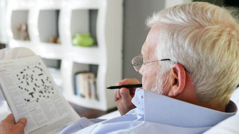 Crosswords can be the secret to staying sharper in life, study says