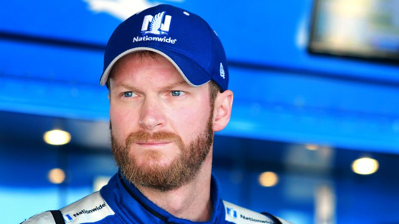 Dale Earnhardt Jr. reveals the embarrassing thing he did that really disappointed his father
