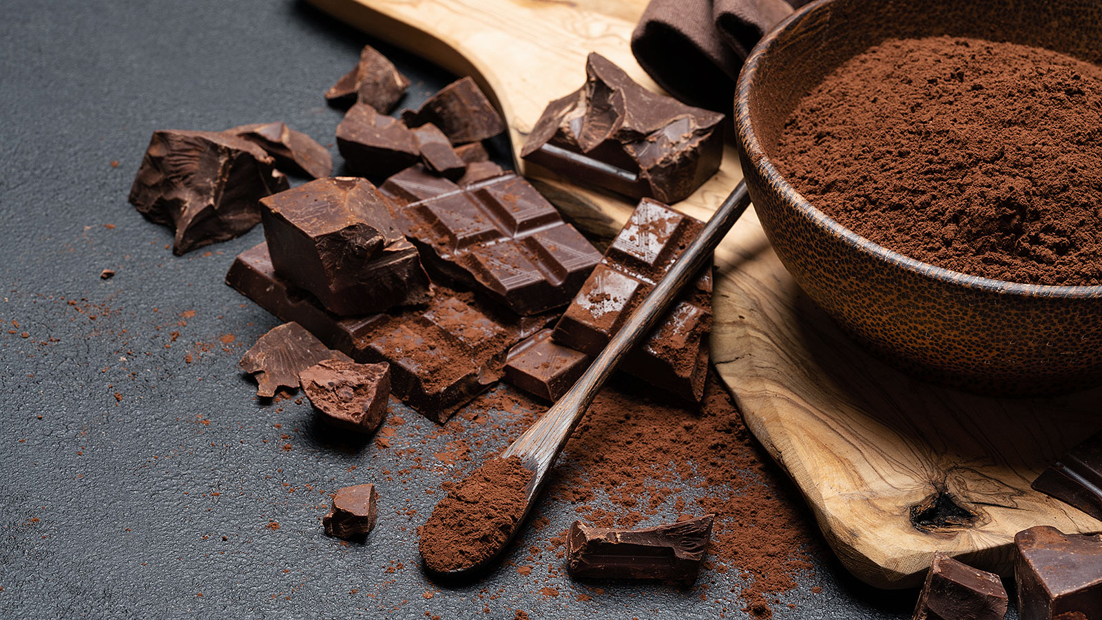 How dark chocolate, tea and wine can save your life, according to science