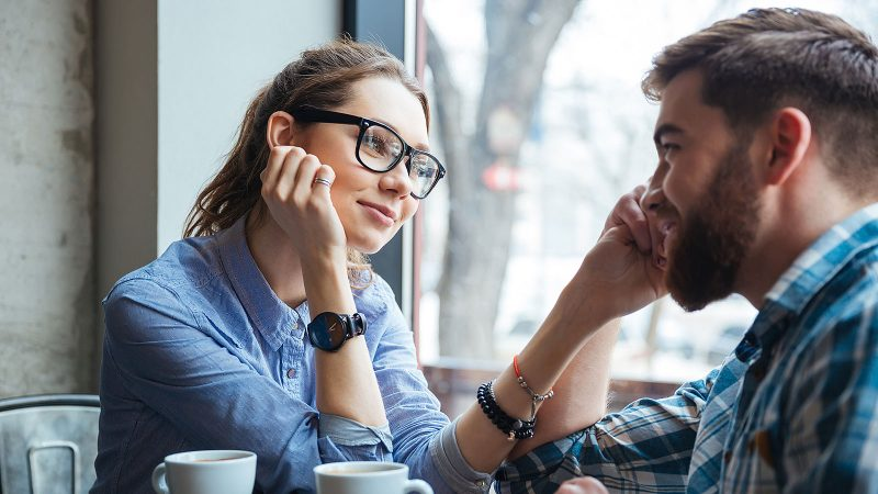 Millennials insist on talking about this touchy subject on a first date