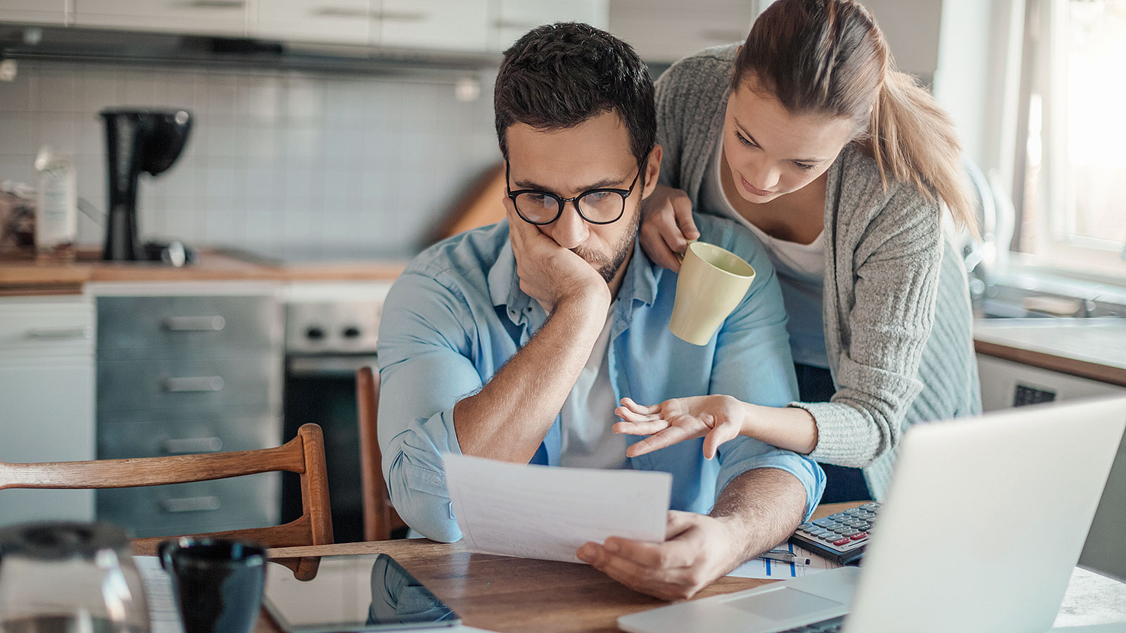 Getting out of debt and staying out of debt for good