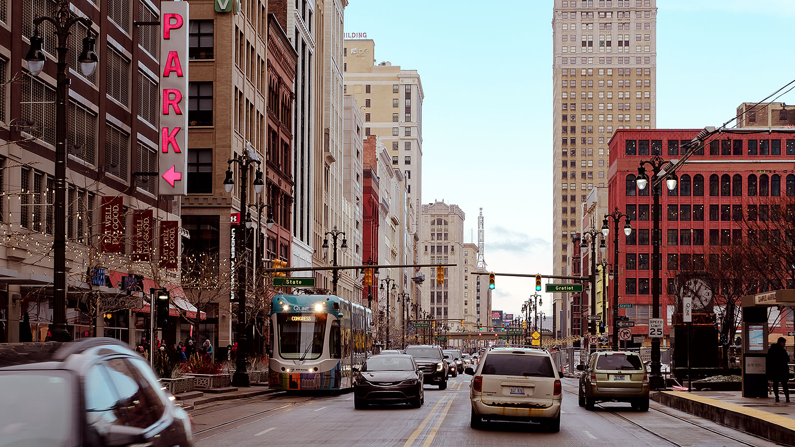 This is the worst city to drive in, according to a survey