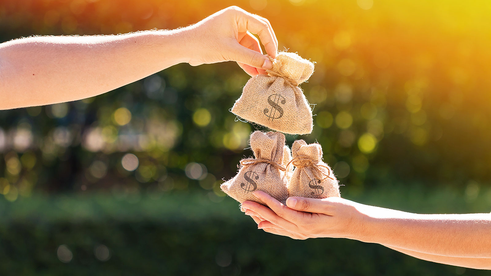 Millennials don't tend to do this often, but when they do they're more generous than others